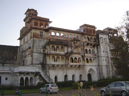 Fort of Raghogarh