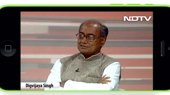 NewsX: Our special show Cover Story, in which Digvijay Singh speaks exclusively to NewsX's political editor Priya Sahgal.