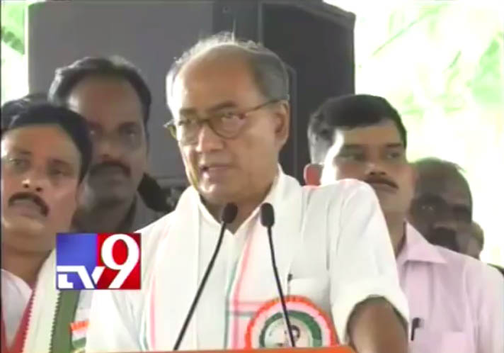 Digvijay Singh says Hyderabad belongs to All
