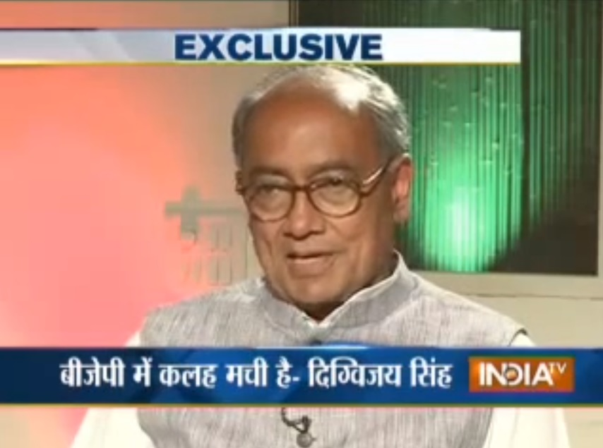 Interview with Sukesh Nandan of IndiaTV #NewsFirstLine 4rth April 2014